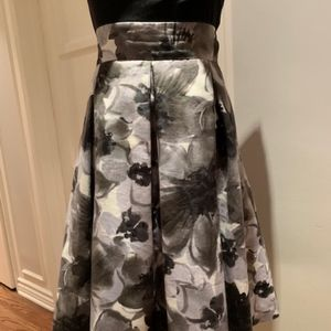 High -Waisted Skirt